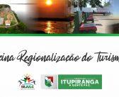 OFICINA REGIONALIZAÇÃO DO TURISMO.