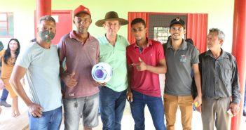 AÇÃO SOCIAL NA VILA RICA – NO COMPLEXO HIDROSERVICE.